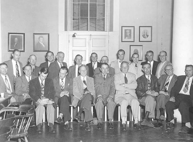 Winchester, VA, Winchester area poultry committee
