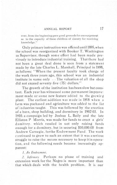 [p. 17] 1916 Annual Report