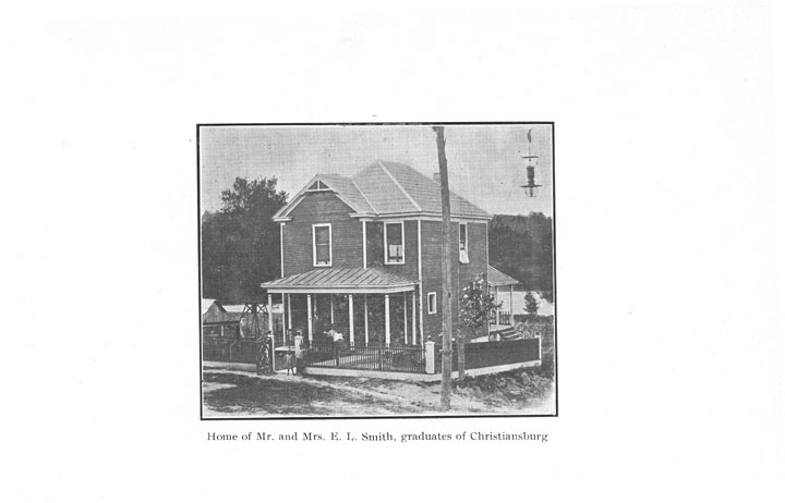 [p. 02] 1908 Annual Report campus building