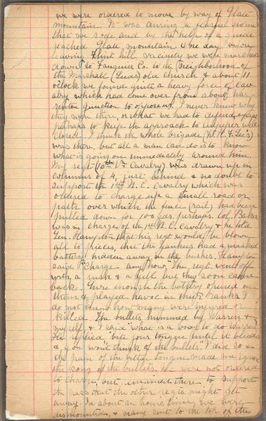 [33] Atkinson Diary Page 32