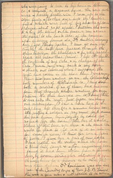 [35] Atkinson Diary Page 34