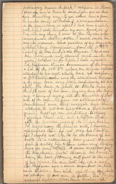 [39] Atkinson Diary Page 38