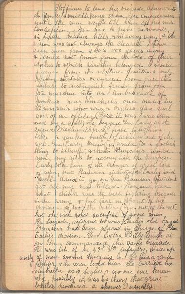 [40] Atkinson Diary Page 39