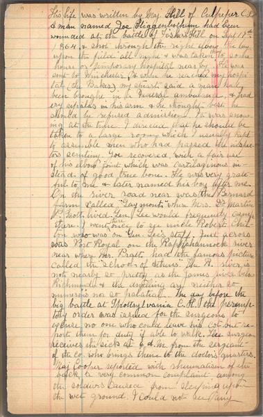 [41] Atkinson Diary Page 40