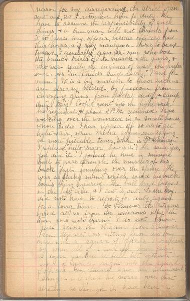[42] Atkinson Diary Page 41
