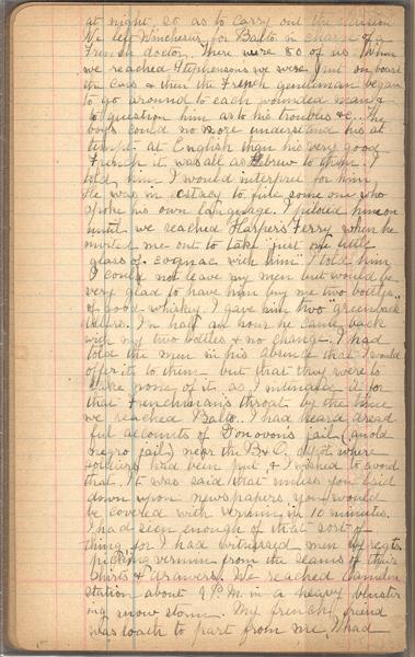 [50] Atkinson Diary Page 49