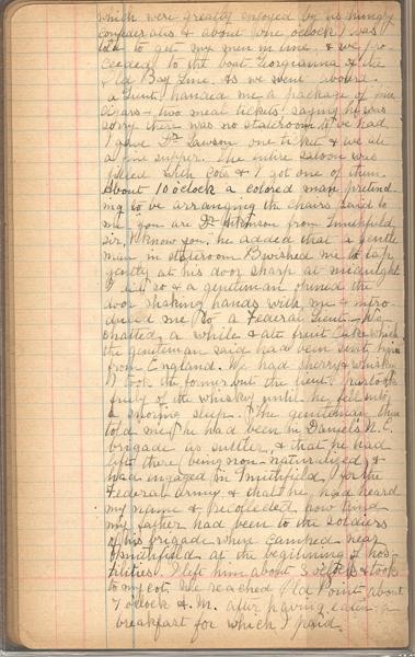 [52] Atkinson Diary Page 51