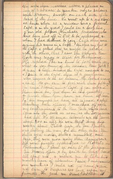 [53] Atkinson Diary Page 52