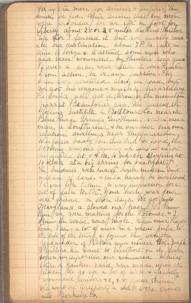 [58] Atkinson Diary Page 57