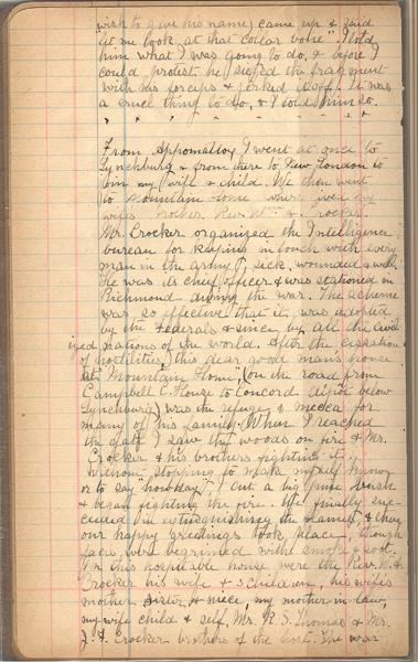 [60] Atkinson Diary Page 59