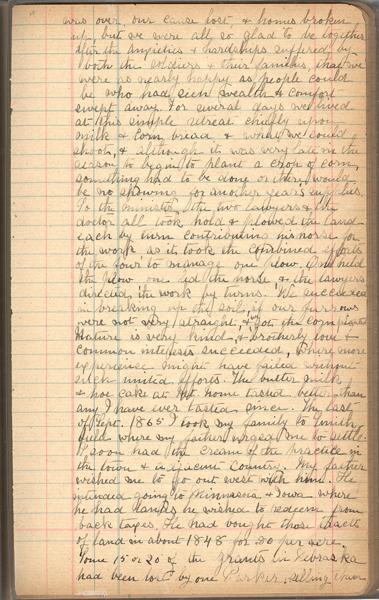 [61] Atkinson Diary Page 60