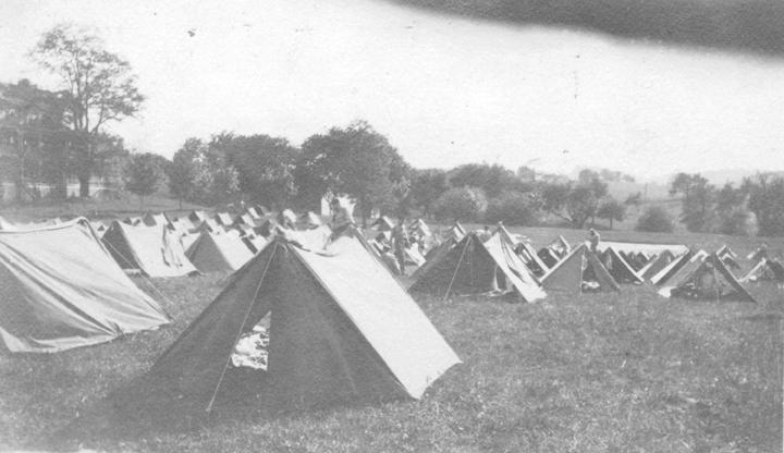 Eggleston Encampment, Montgomery Co., Virginia