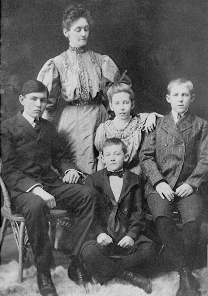 Apperson Family, Blacksburg, Virginia