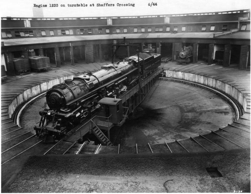 Browsing Railroad