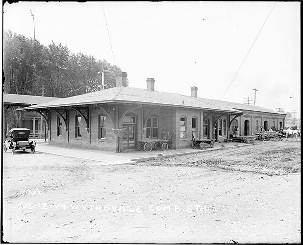 Wytheville station, Radford/Pualski District