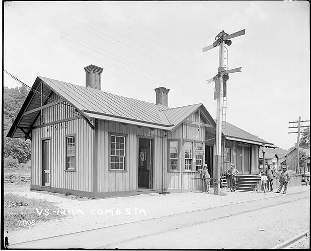 Atkins Station,, Radford/Pulaski District