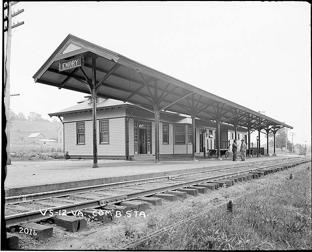 Emory Combination Station, Radford/Pualki District