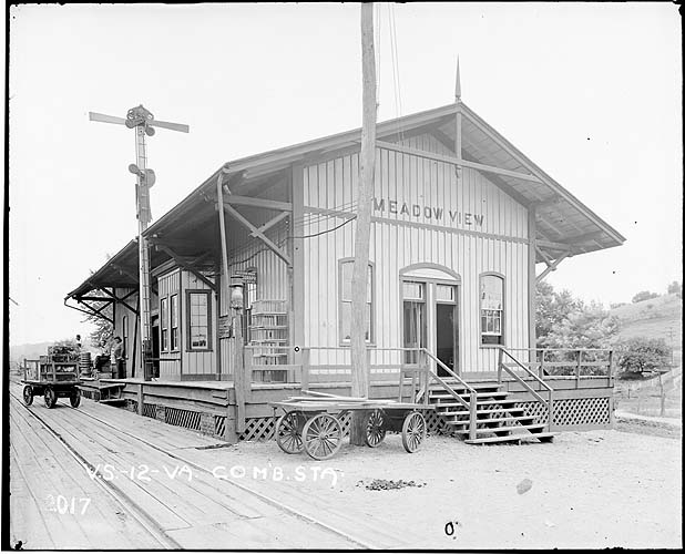 Meadowview Combination Station, Radford/Pulaski District