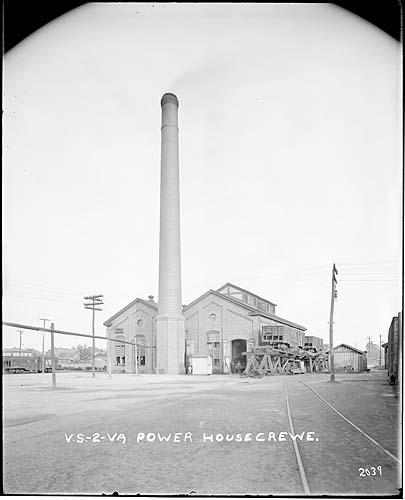 Power house, Crewe, Virginia, Norfolk District