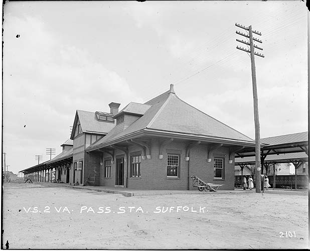 Passenger Station, Suffolk, Virginia, Norfolk District