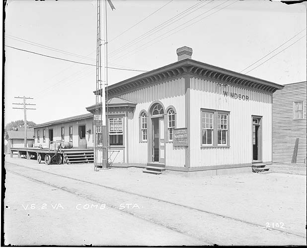 Station, Windsor, Virginia, Norfolk District