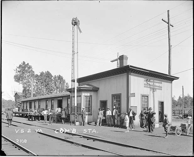 Station, Ivor, Virginia; Norfolk District