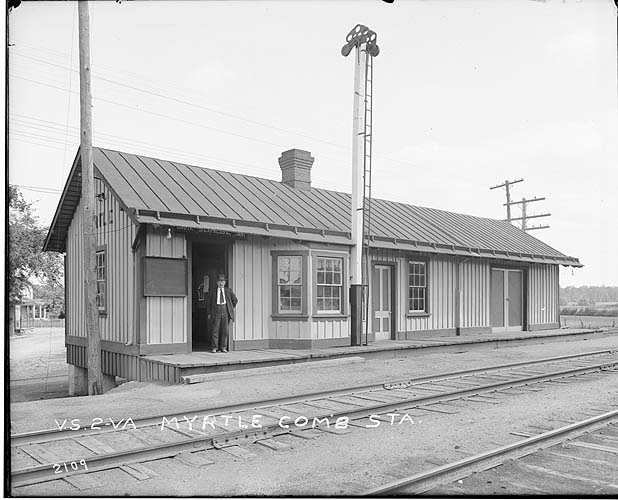 Station, Myrtle, Virginia; Norfolk District